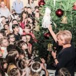 В Сыктывкаре прошел новогодний праздник для одаренных детей Республики Коми
