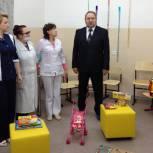 «Единая Россия» организовала благотворительный марафон в Коми