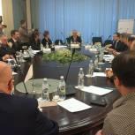 Чкаловские единороссы обсудили послание президента Федеральному собранию