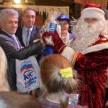 В Кортеросском районе устроили праздник для детей