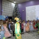 «Ёлка объединяет друзей» в Сысольском районе