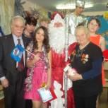 Новогодние торжества в Усть-Вымском районе