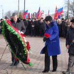 Куряне почтили память героев – защитников Отечества