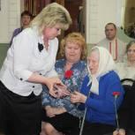 В районах Рязанской области продолжается вручение юбилейных медалей