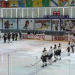 Поддержка болельщиков обеспечила хоккейной команде «Сасово» победу