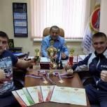 Башкирские мастера восточных единоборств добились успеха на чемпионате России