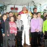 Партийцу Рязанского района вручена грамота Олимпийского комитета России