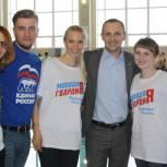 В Курске в рамках партпроекта прошли молодежные соревнования
