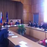 В Александров-Гае обсудили подготовку к празднованию 70-летия Победы