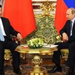 Отношения России и КНР носят доверительный характер - Путин