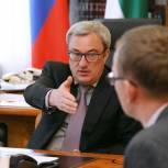 Вячеслав Гайзер поручил систематизировать работу по созданию в муниципалитетах допризывных центров военно-патриотического воспитания молодёжи