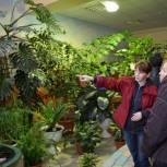 Для участниц партийного проекта организовали экскурсию в Эколого-биологический центр