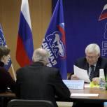 Владимир Поневежский провёл приём граждан в Воркуте