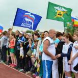В Чучково открыли футбольное поле с искусственным покрытием