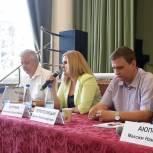 Анжелика Шугина призвала люберчан активно включаться в проведение предварительного голосования