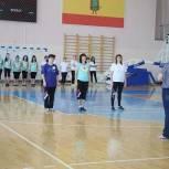 В ФСК «Звезда» прошли соревнования для соцработников