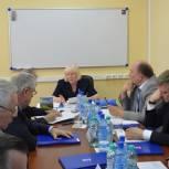 Заседание Президиума ЦКРК «Единой России» прошло в Москве