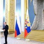 Нынешние молодые офицеры верно послужат России - Путин