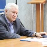 Владимир Поневежский провёл приём граждан по личным вопросам
