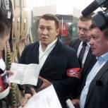 Народные контролеры Ямала проверили точки продажи спортивного питания