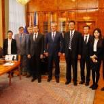 Китайские инвесторы подтвердили практическую заинтересованность к участию в реализации межрегионального проекта «Белкомур»