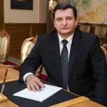Игорь Ляхов поздравил смолян с Днем знаний!