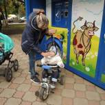 В Сафонове появились автоматы круглосуточной продажи молока