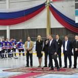 В регионе стартовала Ночная хоккейная лига