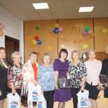 Заводское местное отделение партии «Единая Россия» поздравило преподавателей  детской школы искусств № 1