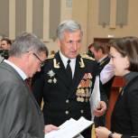 В Пензе обсудили вопросы патриотического воспитания