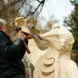 В Барнауле при поддержке «Молодой Гвардии» прошел Фестиваль парковой скульптуры