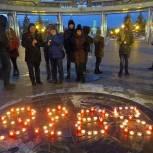 Тюменцы почтили память погибших в авиакатастрофе над Египтом