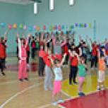 Реализация партийного проекта «Детский спорт» в Прохоровском районе