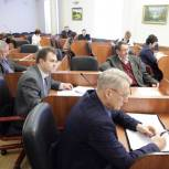 Заседание парламентской фракции «Единая Россия»