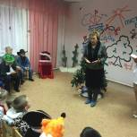 Татьяна Панфилова посетила комплексный центр «Семья»