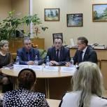 Жарков: «Единая Россия» участвует в работе института общественных советников