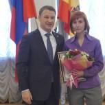 Аркадий Фомин поздравил представителей СМИ с праздником