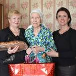 Сасовские долгожители получили поздравления от президента РФ