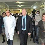 Рязанскую область посетила замминистра здравоохранения РФ