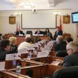 В Облдуме прошел семинар для руководителей фракций «Единая Россия»