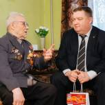 В городах и районах Коми единороссы чествовали защитников Отечества