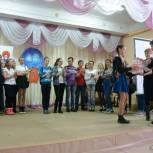 Луза: игра КВН «Вятские люди – хватские» прошла с участием единороссов