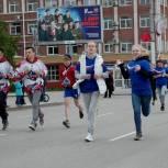 Барнаул встречает День Победы