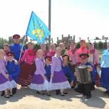 В Старожиловском районе прошел фестиваль казачьей культуры