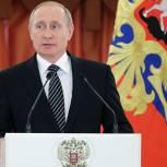 Владимир Путин подписал закон о повышении минимального размера оплаты труда