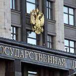 Госдума РФ приняла закон о единовременной выплате из маткапитала