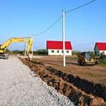 В Голышмановском районе молодые специалисты активно строят жилье