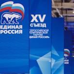В Москве стартовал II этап XV Съезда Партии