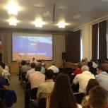Октябрьское местное отделение Партии определило делегатов на Конференцию регионального отделения «Единой России»