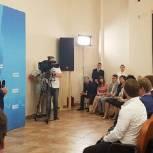 Медики Подмосковья приняли участие во встрече с Дмитрием Медведевым